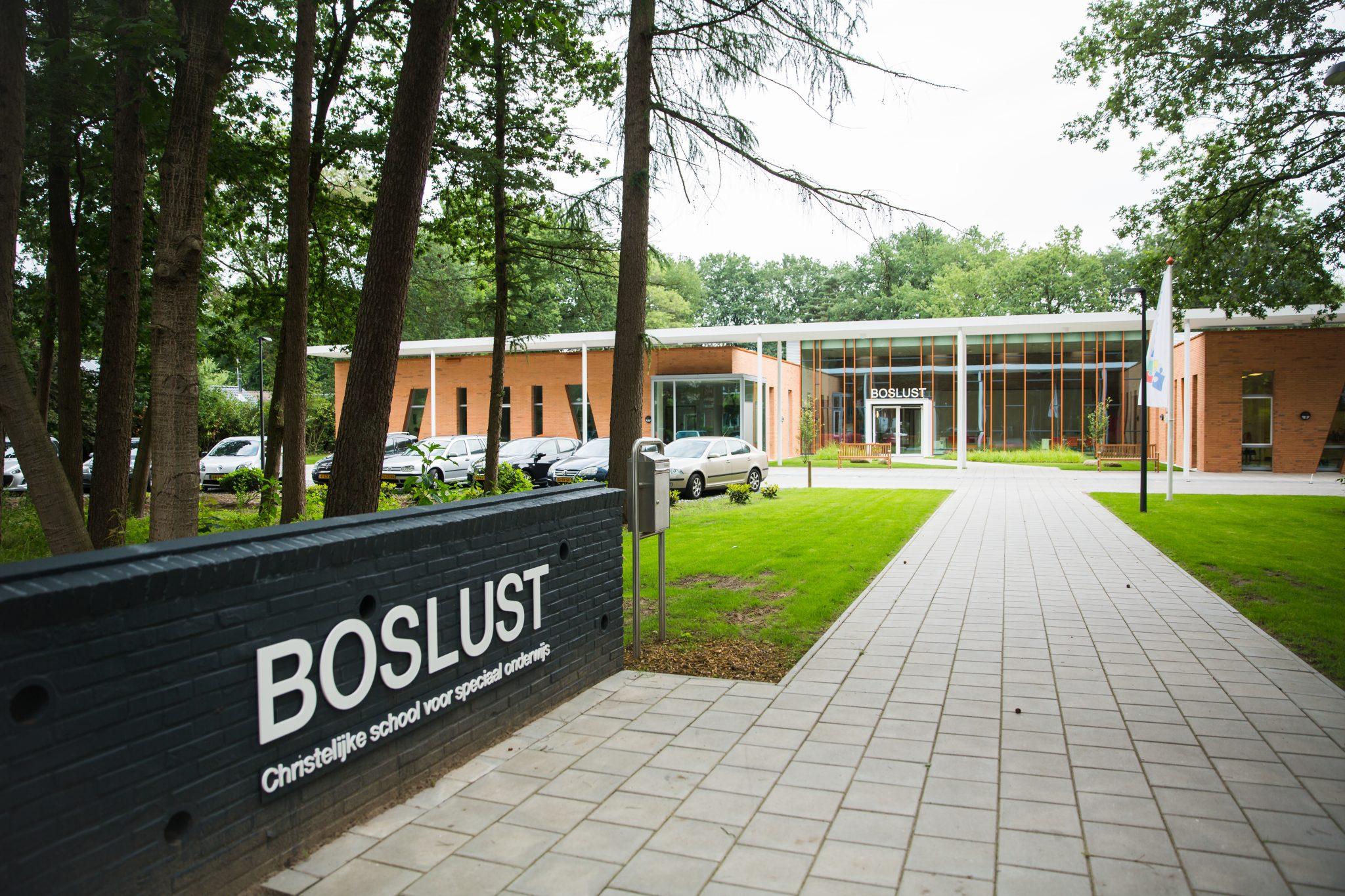 De Boslust school te Ommen